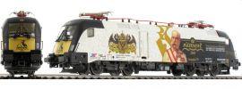 Jägerndorfer 28170 E-Lok BR 182 CargoServ | Kaiser Franz-Joseph | DC analog | Spur H0 online kaufen