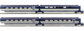 KATO 101298 Ergänzungsset Eurostar 4-tlg. E300 | Spur N online kaufen