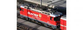 KATO 7074053 E-Lok Ge 4/4 II 623 Glacier Express RhB | analog | Spur N online kaufen