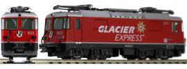KATO 7074053 E-Lok Ge 4/4 II 623 Glacier Express RhB   analog   Spur N online kaufen