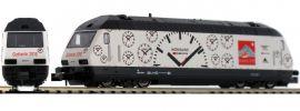 KATO K137118 E-Lok Re 4/4 460 Mondaine SBB | analog | Spur N online kaufen