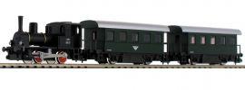 KATO K105003 Zugset Dampflok BR 88 mit Personenwagen ÖBB | analog | Spur N online kaufen