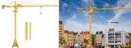 kibri 10202 LIEBHERR Turmdrehkran Bausatz Spur H0 online kaufen