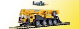 kibri 10558 Zweiwege-Mobilkran LTM 1050-4 mit LED Beleuchtung Bausatz 1:87 online kaufen