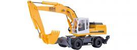 kibri 11261 LIEBHERR 934 Litronic mit Radfahrwerk | Bausatz Spur H0 online kaufen