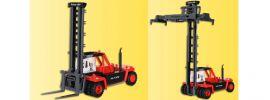 kibri 11751 KALMAR Containerlader Bausatz Spur H0 online kaufen