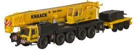 kibri 13002 Liebherr LTM 1160/2 mit Gegengewicht Hänger Bausatz Spur H0 online kaufen