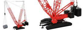 kibri 13013 Liebherr Raupenkran mit Gittermast | Bausatz Spur H0 online kaufen
