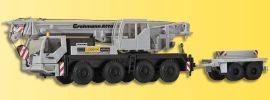 kibri 13037 LIEBHERR LTM 1050/4 mit Ballasthänger 2achs Bausatz Spur H0 online kaufen