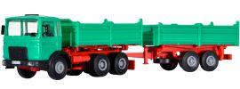 kibri 14040 MAN mit Tandemanhänger | Bausatz Spur H0 online kaufen