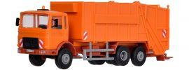 kibri 15009 MAN Pressmüllwagen | Bausatz Spur H0 online kaufen