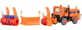 kibri 15011 Unimog Schneefräse mit Winterdienstausrüstung | Bausatz Spur H0 online kaufen