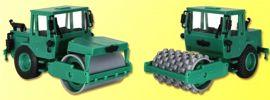 kibri 15212 HAMM Vibrations- und Stampffusswalze 2 Stück Bausatz Spur H0 online kaufen