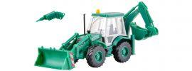 kibri 15217 Baggerlader JCB 4CX 4x4x4 | Bausatz Spur H0 online kaufen