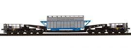 kibri 16504 Castor Schienentransport Bausatz Spur H0 online kaufen