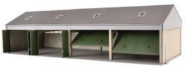 Kibri 18906 Bundeswehr Fahrzeughalle | Bausatz Spur H0 online kaufen