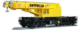 kibri 26000 Teleskopkran Gottwald Fertigmodell Spur H0 online kaufen
