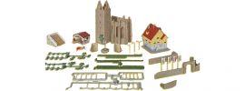 kibri 36401 Ruine Klostergarten inkl. Haus und Openair-Bühne | Gebäude Bausatz Spur Z online kaufen