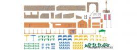 kibri 36694 Deko-Set am Brunnen   Bausatz Spur Z online kaufen
