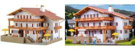 KIBRI 38077 Alpenhof inkl. Etageninnenbeleuchtung | Gebäude Bausatz Spur H0 online kaufen