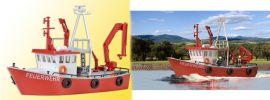 kibri 39154 Feuerwehrlöschboot Bausatz 1:87 online kaufen
