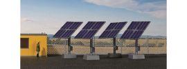 kibri 38512 Photovoltaikanlage Bausatz Spur H0 online kaufen