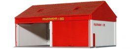 kibri 38542 Kleine Feuerwehrgarage Bausatz Spur H0 online kaufen