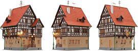 kibri 38744 Gasthaus Rößle Markgräfler Land Bausatz Gebäude Spur H0 online kaufen