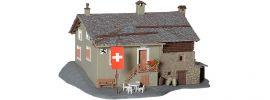 kibri 38811 Berggasthaus Steinbock in Grevasalvas Bausatz Spur H0 online kaufen