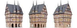 kibri 38900 Rathaus Alsfeld Bausatz Spur H0 online kaufen