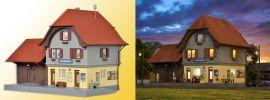 kibri 39490 Bahnhof Häusernmoos im Emmental inkl. Hausbeleuchtung Bausatz Spur H0 online kaufen