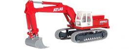 kibri 11250 ATLAS Raupenbagger 2004 LC Bausatz Spur H0 online kaufen