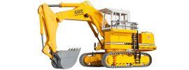 kibri 11278 LIEBHERR R992 Litronic mit Tieflöffel Bausatz Spur H0 online kaufen