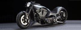 LEMKE KTS001 WALZ Rampage, Reventon Grau | Limited Edition | Motorradmodell 1:6 online kaufen