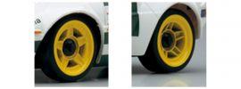 KYOSHO MZ26Y Felgen-Set 4-teilig Lancia '77 gelb | für Mini-Z Racer online kaufen
