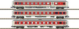 L.S.Models 79057  3tlg. Wagen-Set B CNL KOMET II | DB AG | Spur N online kaufen