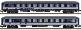 L.S.Models 96903 2-tlg. Set Personenwagen Jan Kiepura CNL Euronight   DB   Spur N online kaufen