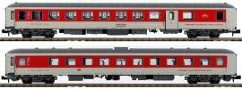 L.S.Models 96905 2-tlg. Set Personenwagen CNL Apus | DB | Spur N online kaufen