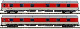 L.S.Models 96910 2-tlg. Set Schlafwagen CNL Düsseldorf-Verona | DB AG | Spur N online kaufen