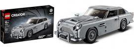LEGO 10262 James Bond Aston Martin DB5 | LEGO CREATOR Konstruktionsbaukasten online kaufen