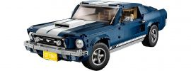 LEGO 10265 Ford Mustang 1965 | 1471 Teile | LEGO Creator online kaufen