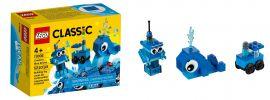 LEGO 11006 Blaues Kreativ Set | LEGO CLASSIC online kaufen