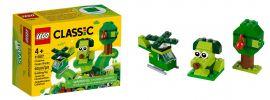 LEGO 11007 Grünes Kreativ Set | LEGO CLASSIC online kaufen