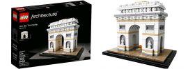 LEGO 21036 Der Triumphbogen   LEGO Architecture online kaufen