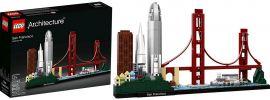 LEGO 21043 San Francisco | LEGO Arcitecture online kaufen