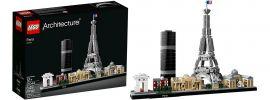 LEGO 21044 Paris | LEGO Architecture online kaufen