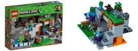 LEGO 21141 Zombiehöhle | LEGO MINECRAFT online kaufen