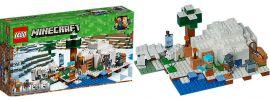 LEGO 21142 Eisiglu | LEGO MINECRAFT online kaufen