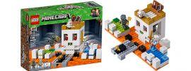 LEGO 21145 Die Totenkopfarena | LEGO MINECRAFT online kaufen