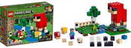 LEGO 21153 Die Schaffarm | LEGO MINECRAFT online kaufen